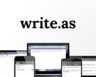 Write.as - Publish a Thought in Seconds Anonymously
