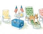 Google Doodles: Fourth of July 2015