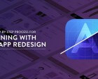 The Step-By-Step Process for Winning with an App Redesign