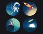 Cosmos - A Free Icon Set
