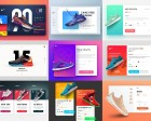 What is it with Dribbble and Nike Shoe UIs?