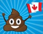 Canada Loves the Poop Emoji