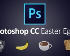 Photoshop CC Easter Eggs: Monkey, Banana, Coffee, and Toast