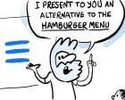 The Hamburger Menu