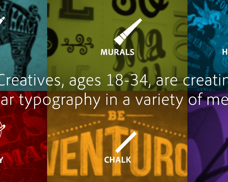 "Adobe Digital Index: ""New Creatives Mashup"""