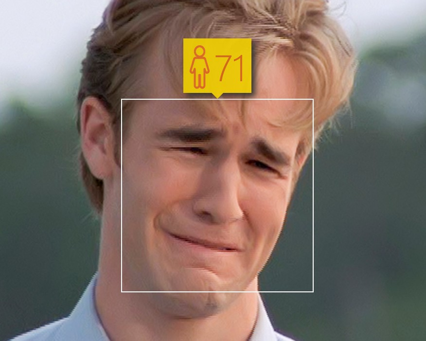 Screwing with Microsoft's Age Guessing Machine is Hilarious