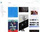 Visual Bookmark Concept for Dropbox