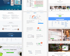What We Learned Analyzing 40+ Top SaaS Landing Pages