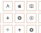 Free Material Design Icons Wordpress Plugin