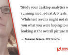 A/B Testing for Mobile-First Experiences