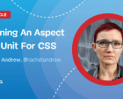 Designing an Aspect Ratio Unit for CSS
