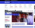 Nick Schaden:   Bloomberg and the Fight for Home Page Relevance