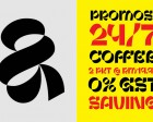 Pasaraya is a Typeface Embodying the Spirit of the Malaysian Hypermarket