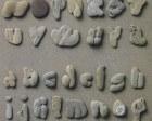 Stone Alphabets