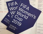 Women's World Cup Typographic Wallchart