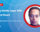 Building Mobile Apps with Ionic and React