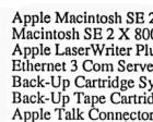 Mac Invoice