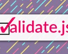 Validate Forms with Validate.js
