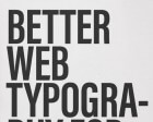 Two Books to Start Handling Digital Typography Right