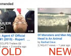 Did You Notice YouTube's New Font?