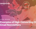 Examples of High Converting Christmas Email Newsletters