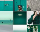 Artist Matches his Instagram Photos to the Colors in the PANTONE Swatch Book