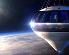 PriestmanGoode Designs Spaceship to Fly People to the Edge of Space