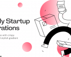 Oh my Startup Illustrations - 40 Vector Illustrations with Flexible Characters