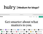 Medium is not the Home for your Ideas