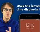 Improving the Typography of the iOS Time Display
