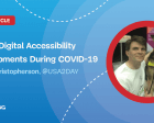 From the Experts: Global Digital Accessibility Developments During COVID-19