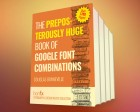 The Preposterously Huge Book of Google Font Combinations