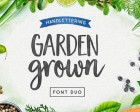 Garden Grown Font