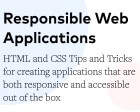 Responsible Web Applications