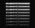 "Clever ""Climate Crisis"" Typeface has Several Weights Based on Arctic Sea Ice Extent"