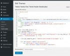 How to Edit HTML in a WordPress Theme