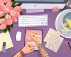 45 Inspiring Illustrations About Workspaces, Creativity and Art