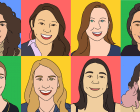 Eight Women Kicking Butt and Taking (domain) Names