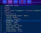 HTML Editor with Localhost - Android HTML Editor with Local Server