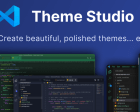 VS Code Theme Studio - Create your own VS Code Theme Easily, Within your Browser