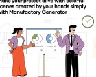 Manufactory Illustration Constructor