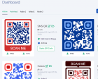 QR.io - Generate Fully Customized QR Codes, with Color Shape & Logo