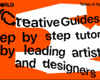 Learn AR, Typography, Collage and More in these Free Creative Guides