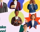 3D Business Characters