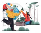 Earth Day: Illustrations About Taking Care of Our Planet