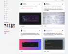 QuickSnippets - Discover Programming Tips from Twitter
