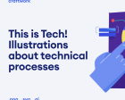 This is Tech (30 Illustrations)
