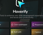 Hoverify 2.0 - All-in-one Browser Extension for Web Development