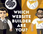 Infographic: Squarespace Vs Wix
