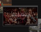 24 Stunning Examples of Movie Industry Websites